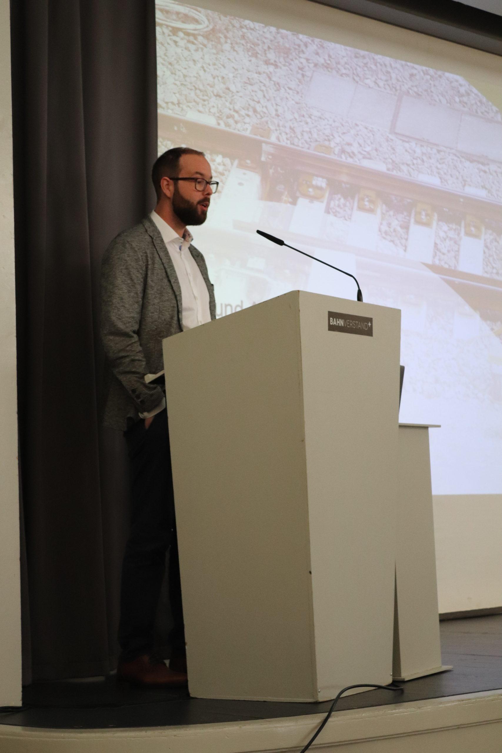 Roland Bärtschi, Leiter Strategischer Einkauf Anlagen und Bauten, BLS, Bern