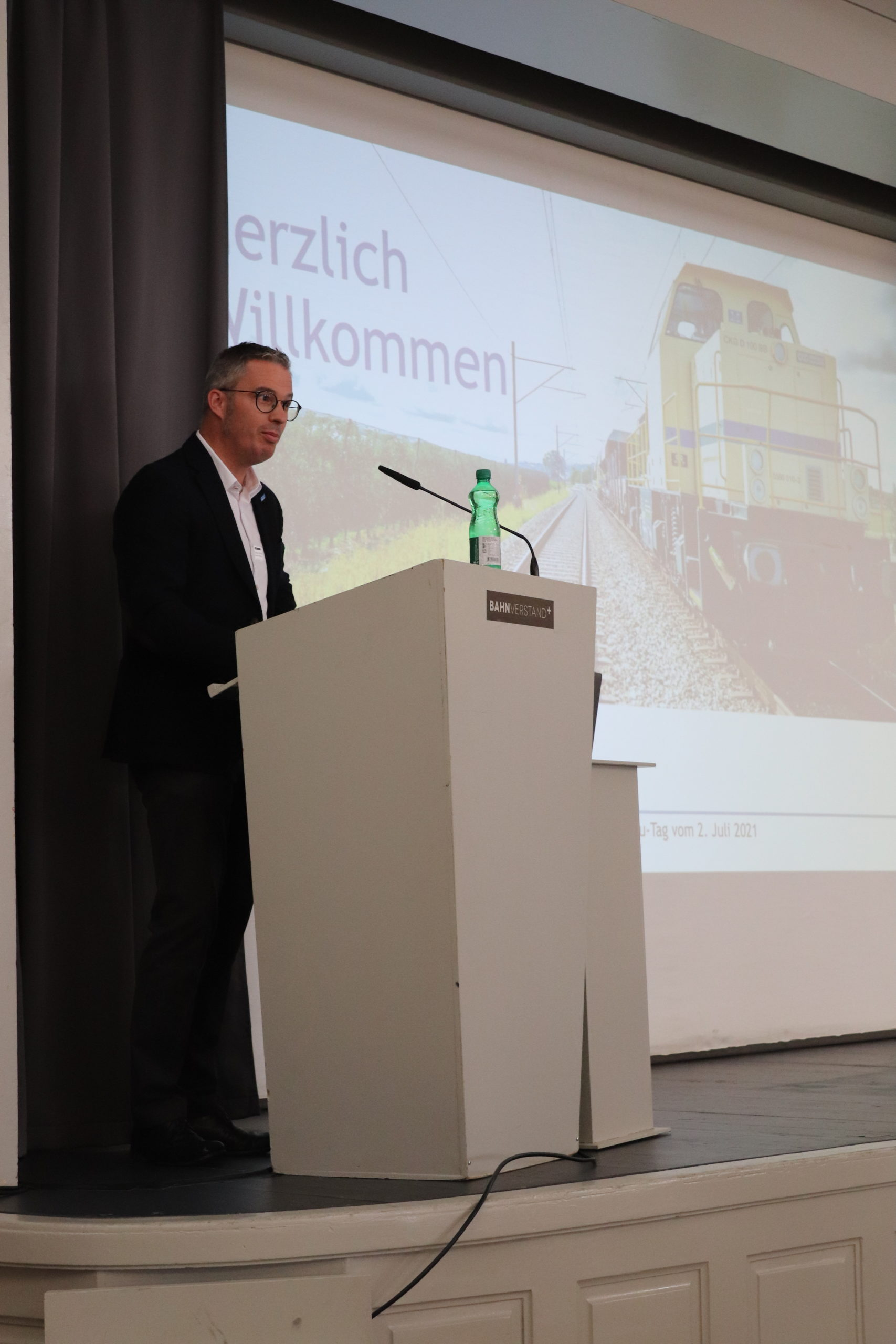 Stefan Müller, Inhaber und VRP Müller Frauenfeld AG